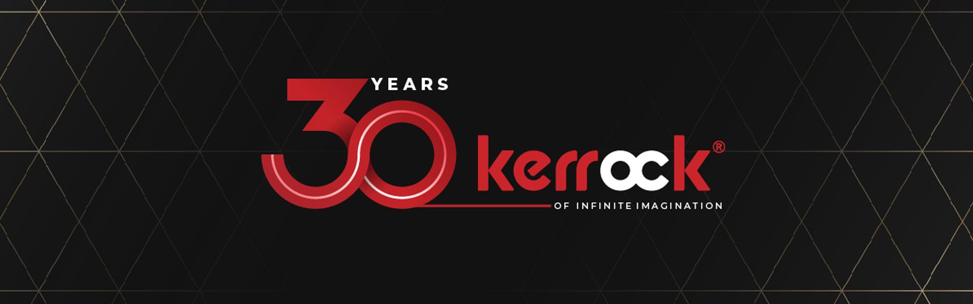 30 YEARS KERROCK